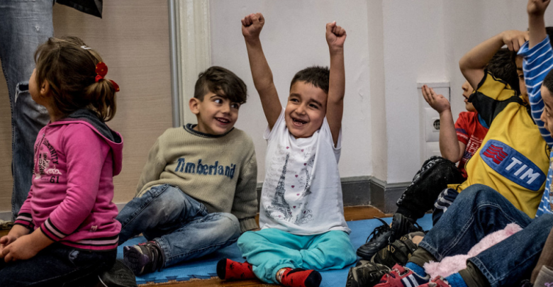 Greece: COVID-19 pandemic a further risk to refugee child education