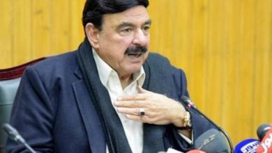 Sheikh Rasheed: Maryam Nawaz wants to appoint Shahid Khaqan as PML-N President