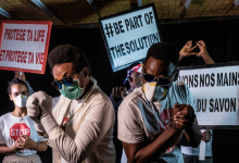 African artists take creative approach to fighting the COVID-19 pandemic