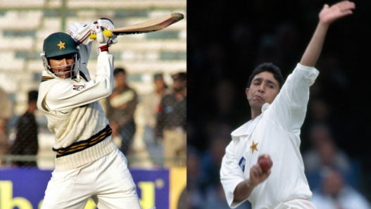 Azhar Mahmood and Abdul Razzaq choose Imran Khan as their Dream Pairs partner