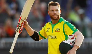 David Warner targets 2023 World Cup as 'ultimate goal'