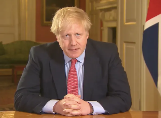 Prime Minister Boris Johnson hails resilience of shielders as restrictions set to ease