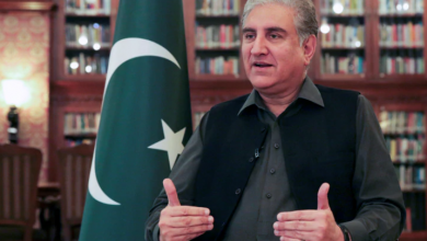 India jeopardizing regional peace through its sordid ambitions, says Foreign Minister Qureshi