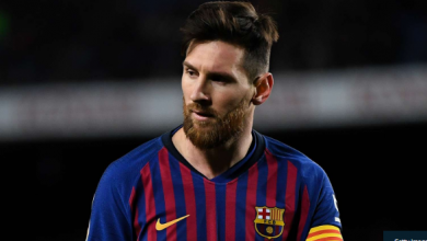 Messi reveals his top five best players in world football