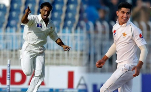 Shoaib Akhtar chooses Naseem Shah as his bowling partner in Dream Pairs series