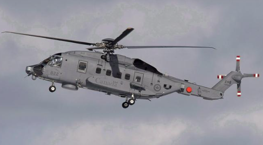 Canadian Flight Safety releases initial report on CH-148 Cyclone accident
