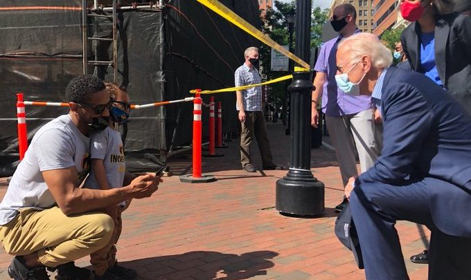 We are a Nation at pain right now: Joe Biden