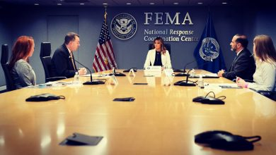 United States: First Lady Melania Trump was Briefed on Youth Hurricane Preparedness