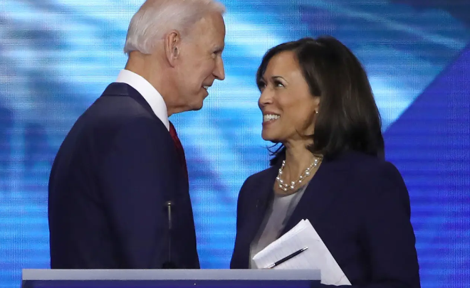 GOP pollster Lee Carter's opinion on Kamala Harris as a VP pick for Biden
