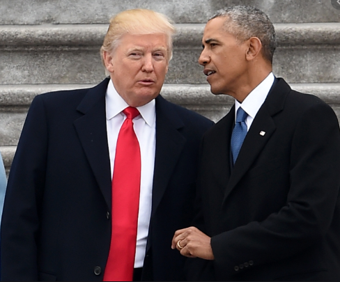 The Only thing I and Barack Obama have in common is we both fired Jim Mattis: Donald Trump