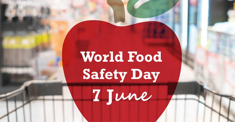 World Food Safety Day 2020: Food Safety is Everyone's Business
