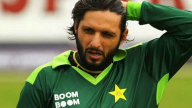 Shahid Khan Afridi tested positive for COVID-19