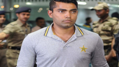 Former Supreme Court judge to hear Umar Akmal appeal on 11 June
