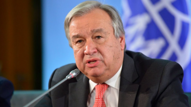 UN Chief Antonio Guterres expresses concern over India-China border face-off