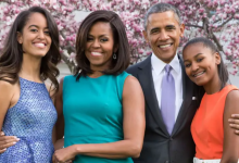 Michelle Obama's sweet tribute to her husband Barack Obama for Father's Day