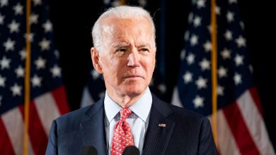 Joe Biden:Eight Years in the White House, Donald Trump will fundamentally alter the character of this Nation