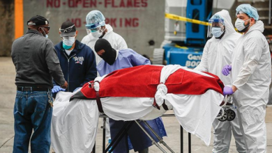 Worldwide coronavirus death toll rises to over 381,700, US on top of the list