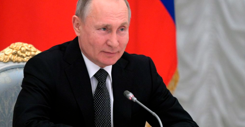 Putin: Anti-racism protests in US are 'sign of some deep-seated internal crisis'