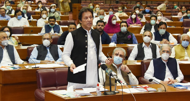 PM Imran Khan: India was behind terrorist attack on Pakistan Stock Exchange