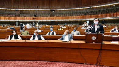 Govt presents Rs 7.137 trillion federal budget for FY-2020-21