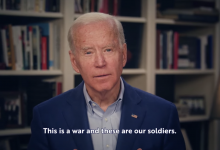 Joe Biden: The health care workers are the greatest heroes our nation has even seen