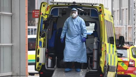 On return to UK from high risk countries, Health care workers to self-isolate for 14 days