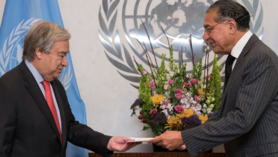 New ECOSOC President outlines focus on pandemic, SDGs and climate action