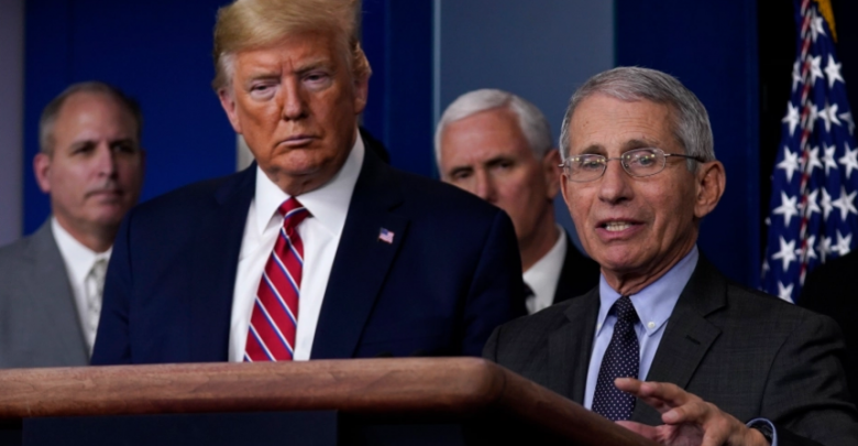 COVID-19: Dr Fauci calls the White House attack on him as 'bizarre'