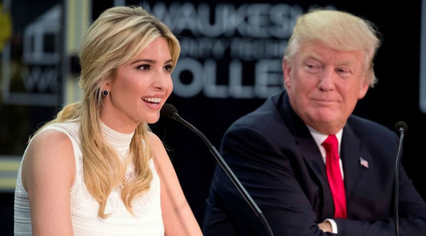 Ivanka Trump urges unemployed people to 'Find Something New'