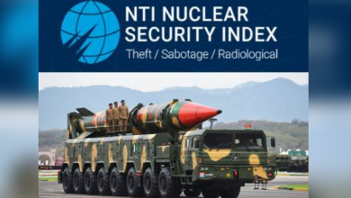 Pakistan most improved country in nuclear security: NTI Index 2020