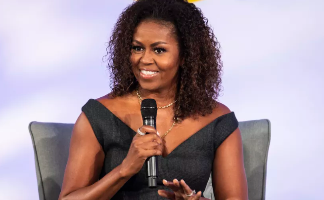 Former First Lady Michelle Obama is launching a podcast on Spotify