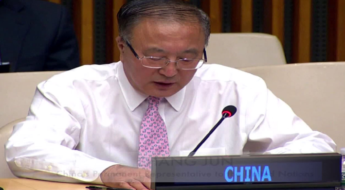 UNSC: China urges all parties in Yemen to ceasefire immediately, calls for political settlement
