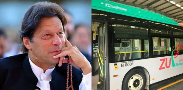 PM Imran Khan to inaugurate Peshawar BRT today