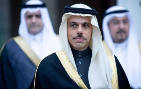 Saudi FM: No ties with Israel until peace with Palestinians
