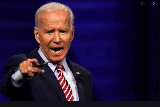 Mr.Trump do your job, Enough with weekend golf trips: Says Joe Biden
