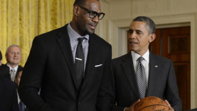 """I wish Barack Obama was still President""- LeBron James takes swipe at Donald Trump for NBA Boycott stance"