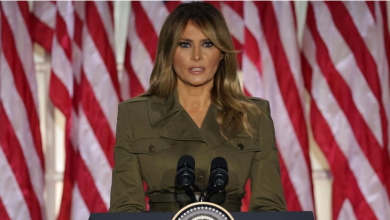 RNC 2020: First lady Melania Trump makes plea for racial harmony