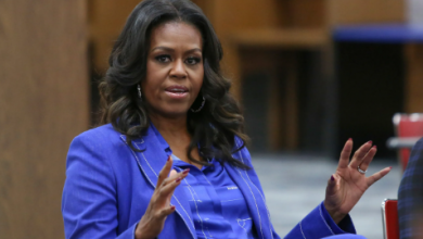 Michelle Obama says 'white America' acts like black women don't exist