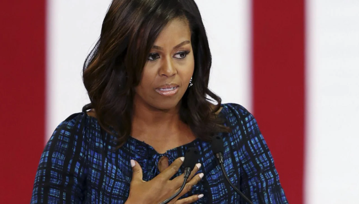 "Michelle Obama says she has ""low grade depression"" because of Trump administration"