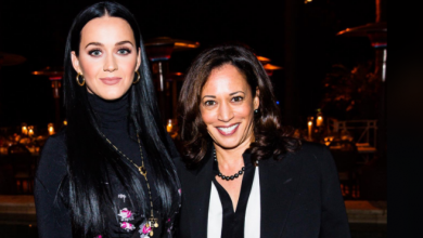 Katy Perry: 'Kamala is exactly the kind of leader with experience we desperately need right now'