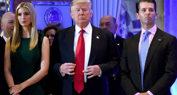 Trump Family Members Will Make Up Half of the RNC 2020 Key Speakers