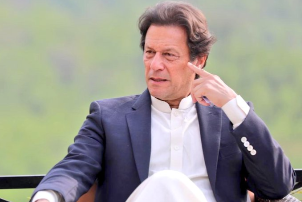 Imran Khan declared Man of the Year by 'The Muslim 500'