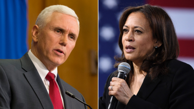 Mike Pence: See you Kamala Harris at Utah for vice presidential debate
