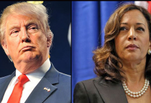 "Trump previously said Harris would ""be a fine choice"" for Democrats VP"