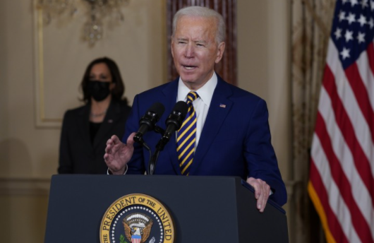 President Biden freezes Trump's withdrawal of US troops from Germany